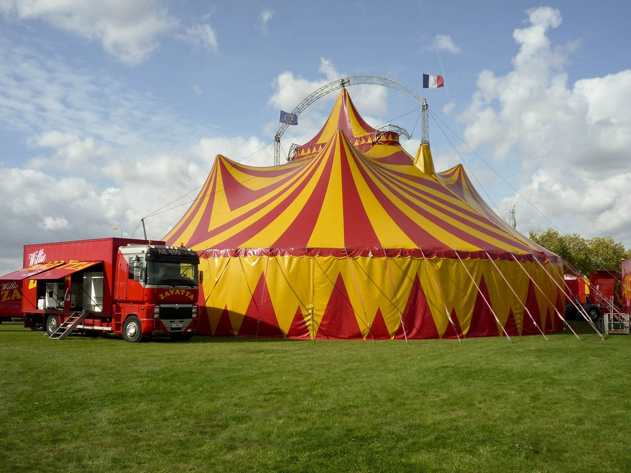 Espace Cirque à Antony